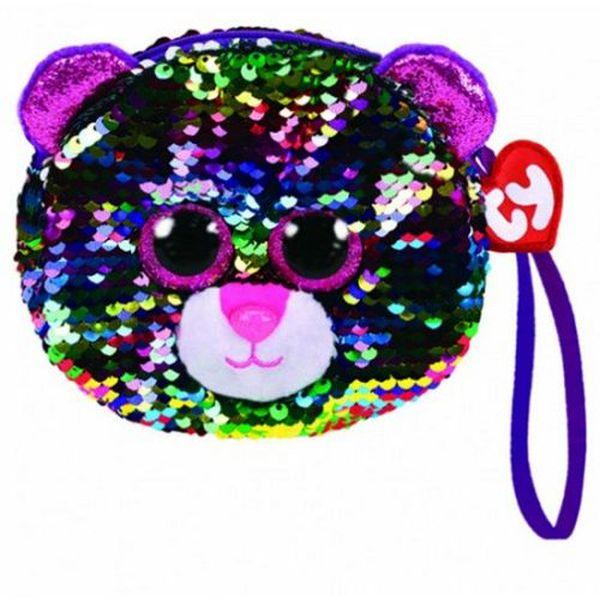 Детский кошелек TY INC Леопард Dotty (95224)