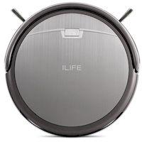 270x270-Робот-пылесос iLife a4s Pro (серый металлик)
