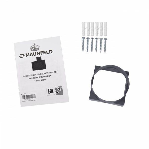 Кухонная вытяжка MAUNFELD Light 60 (черный)
