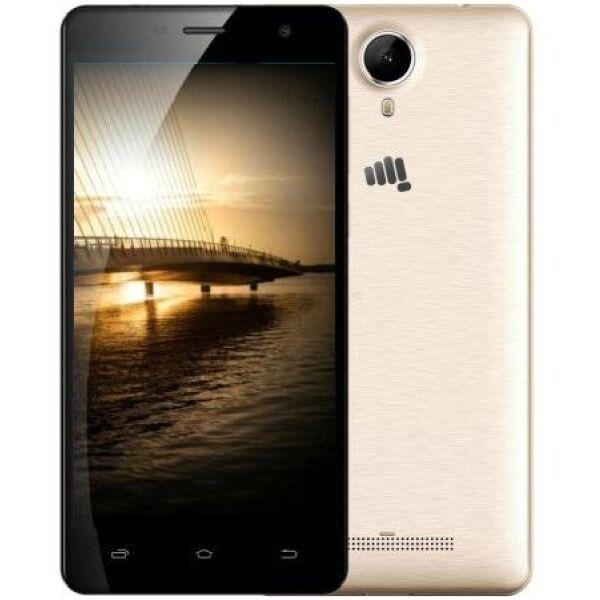Смартфон MICROMAX Сanvas spark 2pro Q351 Copper Gold