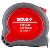 270x270-Рулетка SOLA Popular 5м/19мм (50024301)
