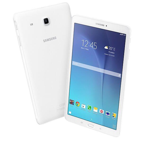 Планшет SAMSUNG Galaxy Tab E 8GB белый (SM-T561NZWASER)