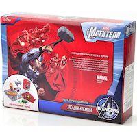 Набор для проведения экспериментов MARVEL Мстители: Загадки космоса (MRL1003-010)