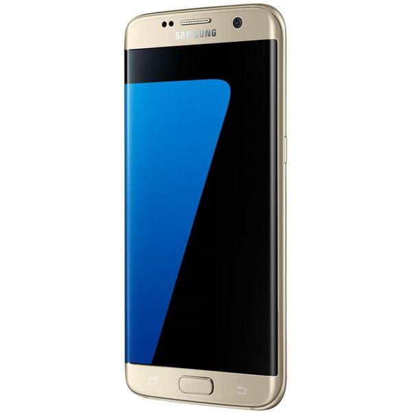 Смартфон SAMSUNG Galaxy S7 Edge Gold Platinum (SM-G935FZDUSER)