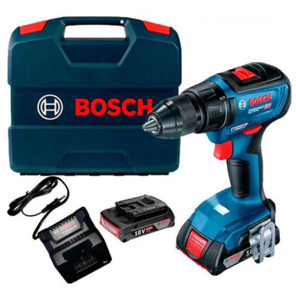 Дрель-шуруповерт Bosch GSB 18V-50 06019H5100