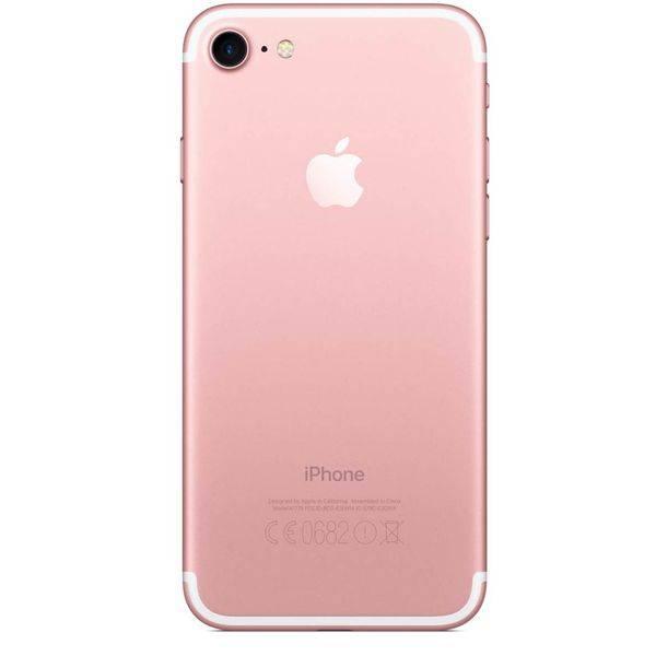 Смартфон APPLE iPhone 7 128GB Rose Gold A1778 (MN952RM/A)