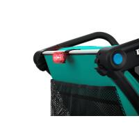 Коляска детская Thule Chariot Lite 10203006 Blue Grass/Black