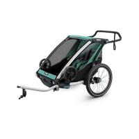 270x270-Коляска детская Thule Chariot Lite 2 10203007 Blue Grass/Black