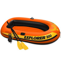 Надувная лодка Intex Explorer 300 58332NP