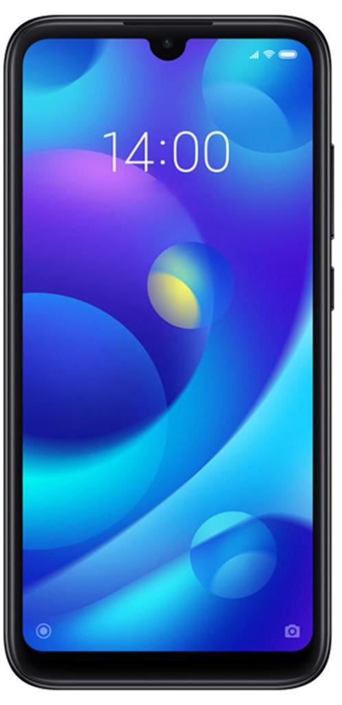 Смартфон XIAOMI MI PLAY 4GB/64GB Black EU