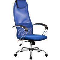 270x270-Кресло офисное Metta BK-8CH (синий)