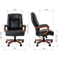 Кресло офисное Chairman 403 (черный)
