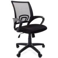 270x270-Кресло офисное Everprof EP-696 (черный)