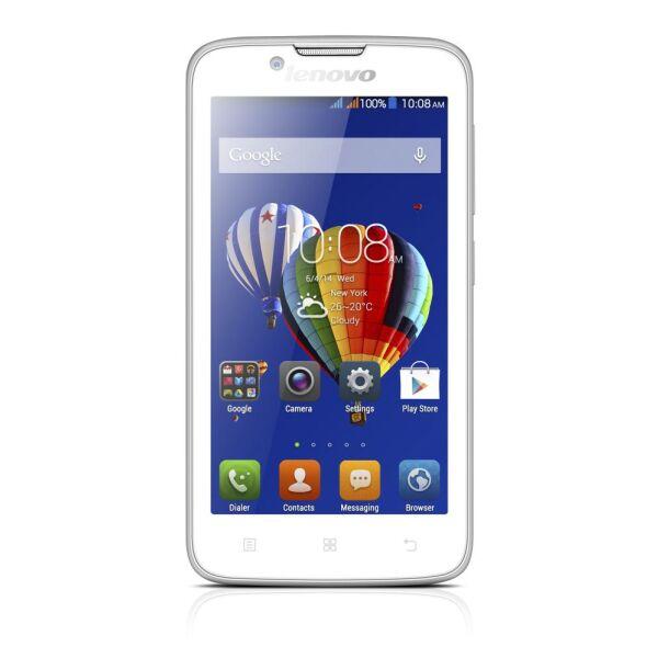 Смартфон LENOVO A328 Dual Sim белый