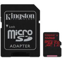 Карта памяти Kingston Canvas React SDCR/512GB