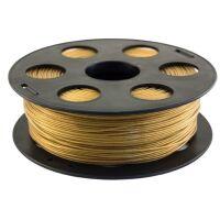 270x270-Пластик PLA для 3D печати Bestfilament 1.75 мм 1000 г (золотистый металлик)