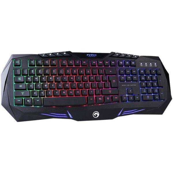 Игровая проводная клавиатура MARVO K614
