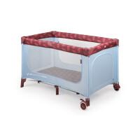 Кровать-манеж Happy Baby Martin (голубой)