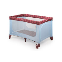 270x270-Кровать-манеж Happy Baby Martin (голубой)