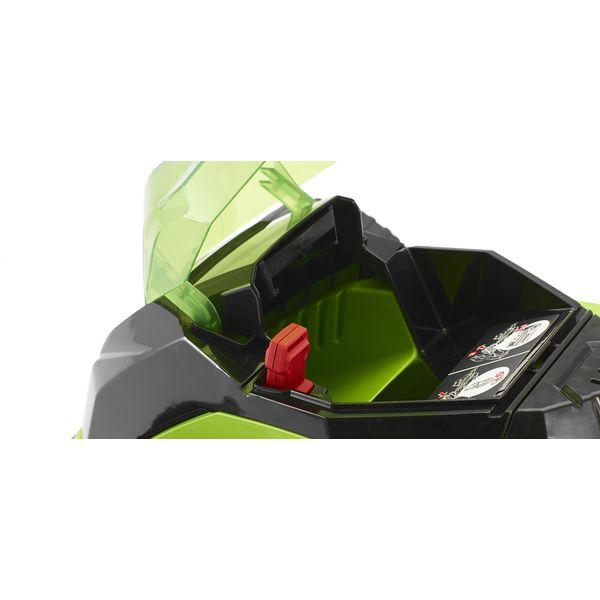 Газонокосилка аккумуляторная Greenworks G40LM35 (2500067 / 2501907) без ЗУ и АКБ