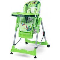 270x270-Стульчик для кормления CARETERO Magnus Fun (зеленый)