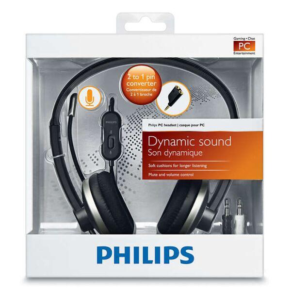 Гарнитура с микрофоном PHILIPS SHM7410U/10