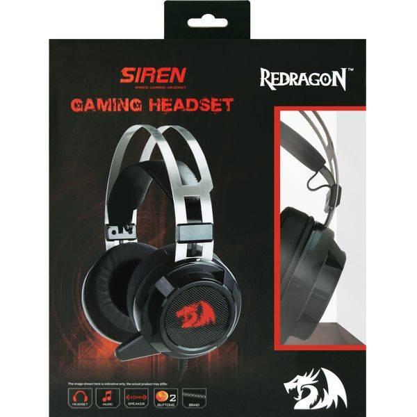 Игровая гарнитура Redragon Siren