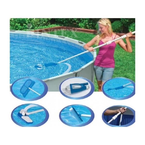 Комплект для очистки бассейна INTEX DELUXE (28003)