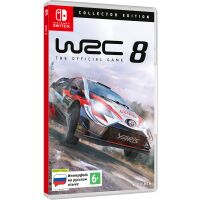 270x270-Игра для Nintendo Switch WRC 8 Collector Edition