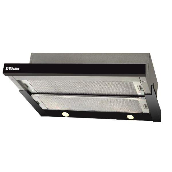 Воздухоочиститель для кухонь BACKER TH 60L-2F120-BG