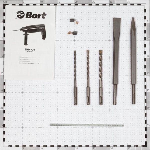 Перфоратор Bort BHD-720