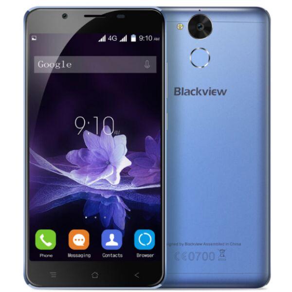 Смартфон Blackview P2 Lite, синий