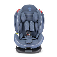 270x270-Детское автокресло LORELLI ARTHUR ISOFIX DARK BLUE LEATHER 0-25 кг
