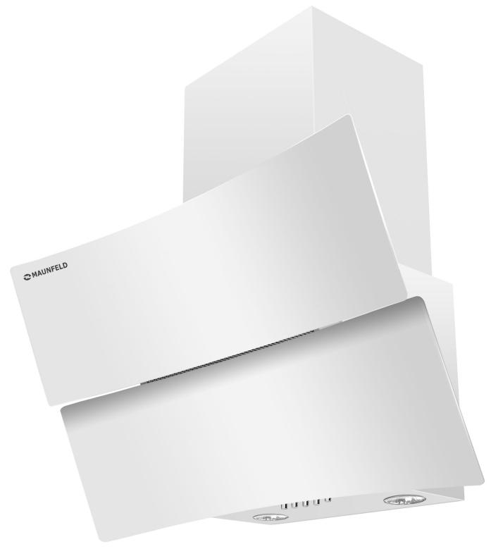 Вытяжка MAUNFELD Plym Arca 60 (белый)