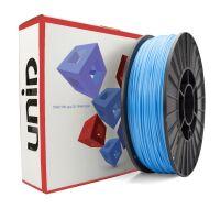 270x270-Unid Катушка ABS пластика 1,75 мм 750гр (голубой светящийся)