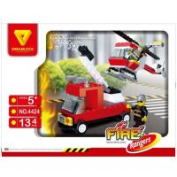 270x270-Конструктор DREAMLOCK Пожарные спасатели Пожарная техника 4424