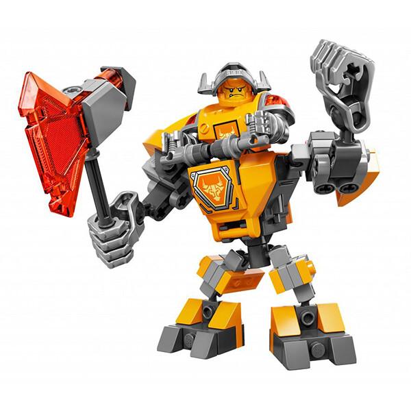 Конструктор LEGO Нексо Боевые доспехи Акселя 70365