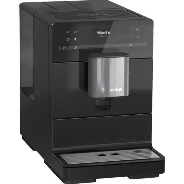 Кофемашина MIELE CM CM 5300 черный обсидиан