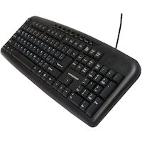 Клавиатура Nakatomi Navigator KN-11U Black