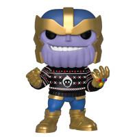 270x270-Фигурка Funko POP! Bobble: Marvel: Holiday: Thanos (43336)