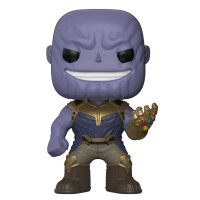 270x270-Фигурка Funko POP! Bobble: Marvel: Avengers Infinity War: Thanos (26467)