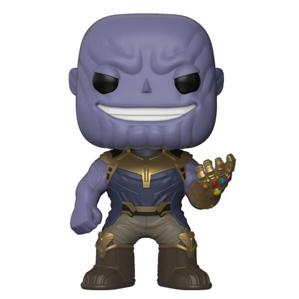 Фигурка Funko POP! Bobble: Marvel: Avengers Infinity War: Thanos (26467)