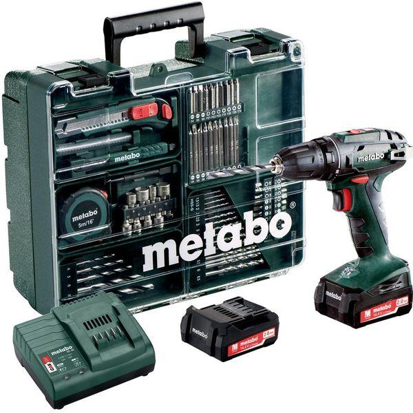 Шуруповерт Metabo BS14.4 (600080930)