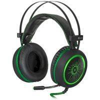270x270-Игровая гарнитура Defender DeadFire G-530D черный зеленый