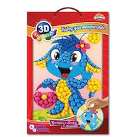 270x270-Набор для детского творчества DALIS мозаика из пластилина Мурсюшка (МС-304)