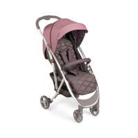 270x270-Коляска прогулочная HAPPY BABY Eleganza V2 (Pink)