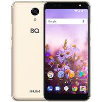 Смартфон BQ-Mobile BQ-5702 Spring (золотистый)