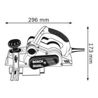 Рубанок электрический BOSCH GHO 40-82 C (060159A760)