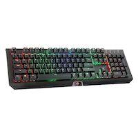 Клавиатура TRUST GXT 890 Cada RGB Mechanical (22690)