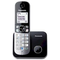 Телефон стандарта dect PANASONIC KX-TG6811RUB